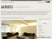 Adelto - blog anglais architecture design