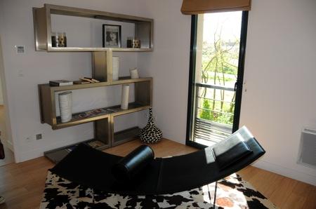 espace multimédia de la maison loft
