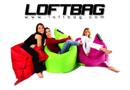 coussin spécial loft Loftbag