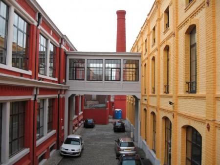 projet de loft à Lille dans une ancienne usine réhabilitée