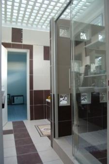salle de bain loft à louer à Paris