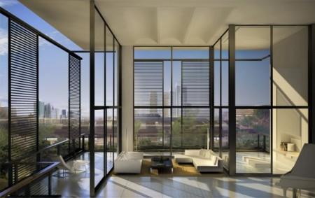 Appartement loft buenos aires foster partners for Loft appartement
