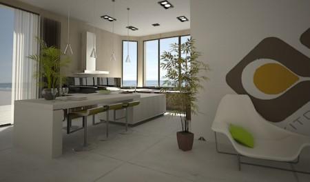 cuisine design par Matthieu Nicoletti