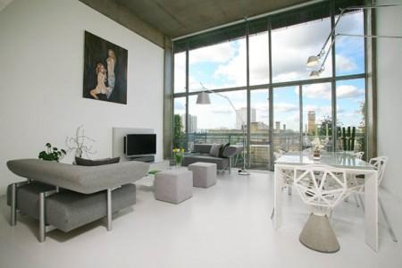 loft design a vendre à Londres Union Wharf