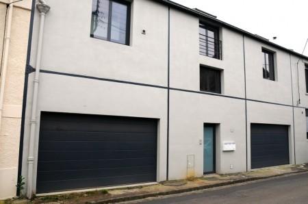 mon loft à Nantes vu de l\'extérieur