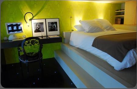 Chambre d'hôte loft à louer à Nantes