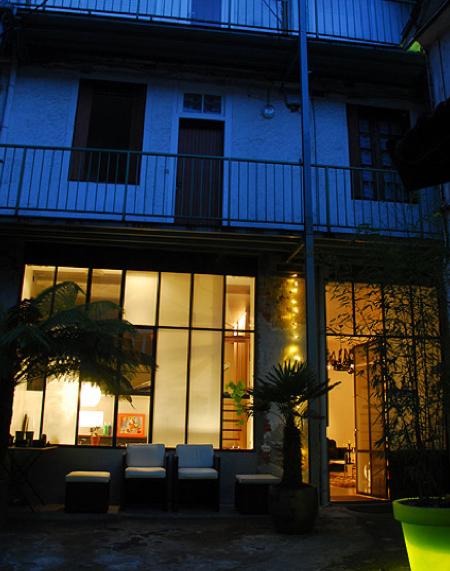 Actlieu hotel loft louer nantes journal du loft for Loft atelier a louer