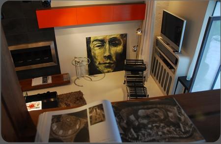 Loft design à louer à Nantes