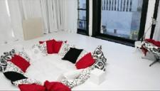 Topdesign - chambre du loft de Carisa