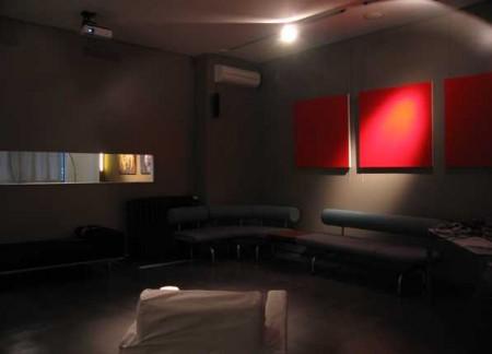 Loft avec salle de projection cinéma