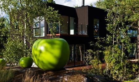 Maison ossatgure bois Next house