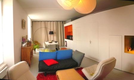 Petit loft architecte