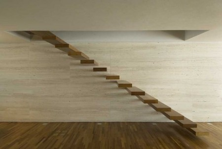 Escalier design House 53