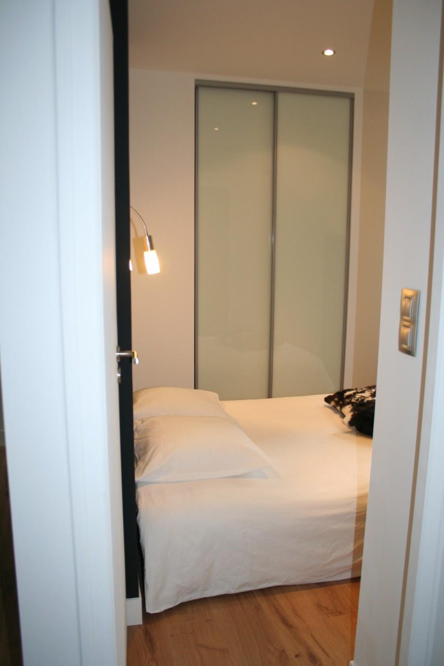Chambre petit loft à Nantes