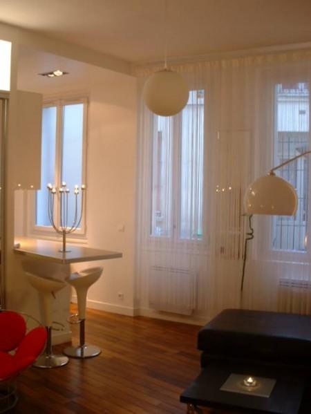 Petit loft esprit New-Yorkais à Paris 13ème