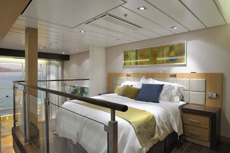 Chambre du loft Oasis of the Seas