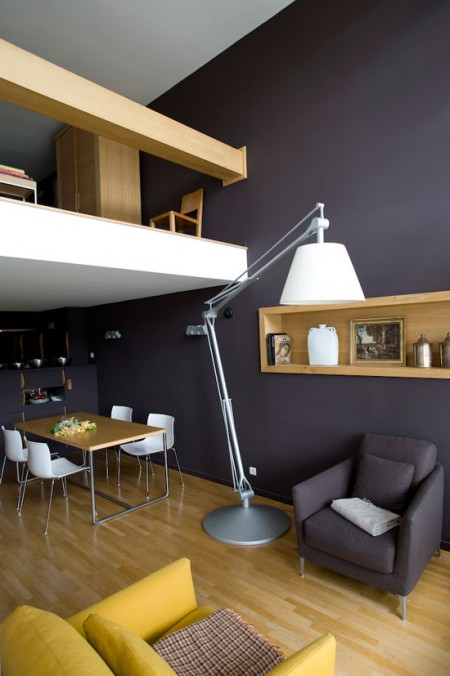 Appartement loft par le corbusier journal du loft - Huis loft ...