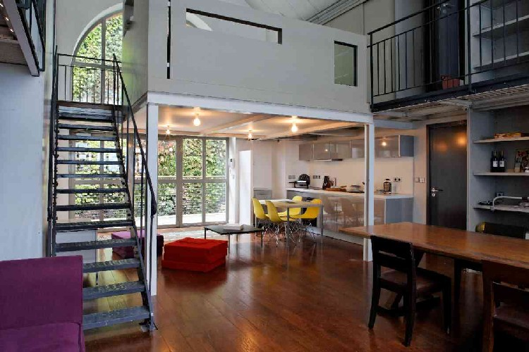 loft contemporain gare de l est paris journal du loft