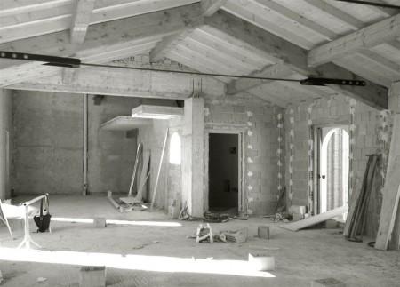 Ancien monastère transformé en loft
