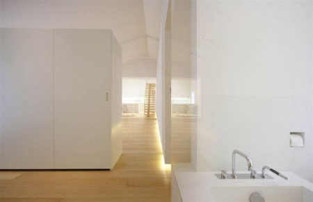 Como loft - couloir