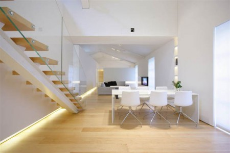 Como loft - escalier