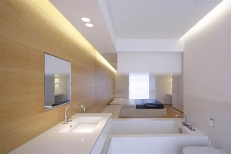 Como loft - salle de bain