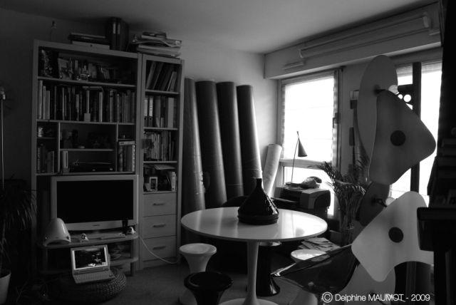 Studio paris de 25m2 avant travaux journal du loft - Amenager un studio de 25m2 ...