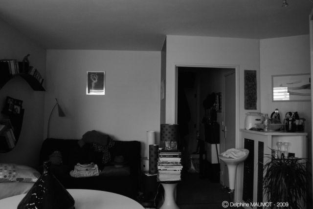 studio paris de 25m2 journal du loft. Black Bedroom Furniture Sets. Home Design Ideas