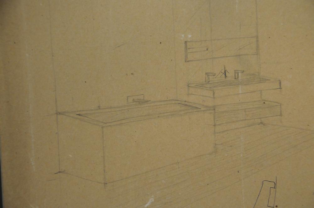 travaux du loft. chapitre 8 : opération pose de carrelage dans la ... - Dessiner Ma Salle De Bain