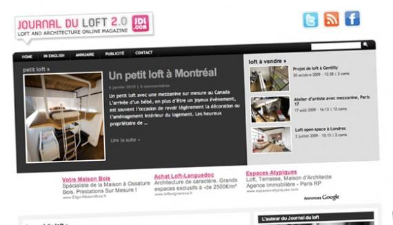Journal du loft 2010