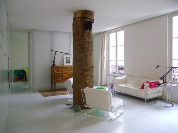 Loft minimaliste Paris 10