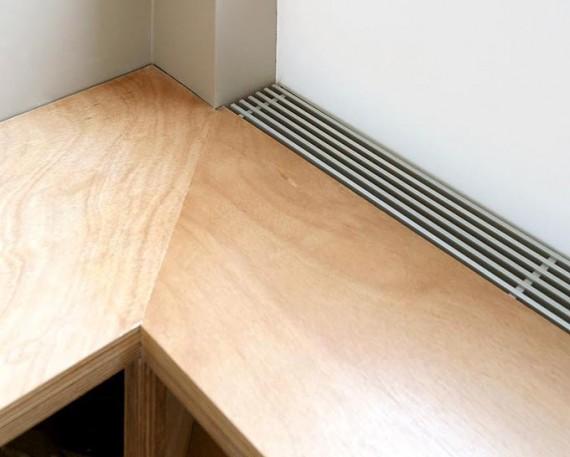 Loft two boxes : banc / chauffage