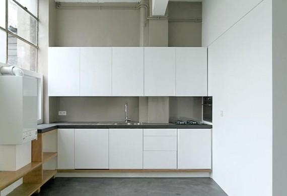 Two boxes loft : cuisine