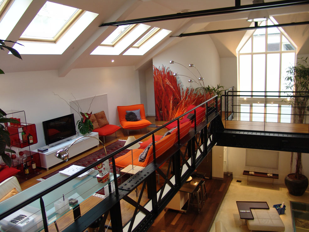 Louer un loft pour une soir e paris journal du loft for Location local commercial atypique paris