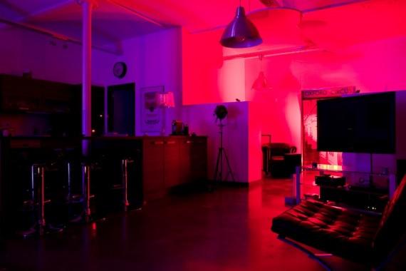 Loft déco design en Belgique