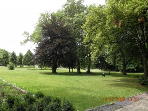 Parc du Val Saint Lambert à Liège