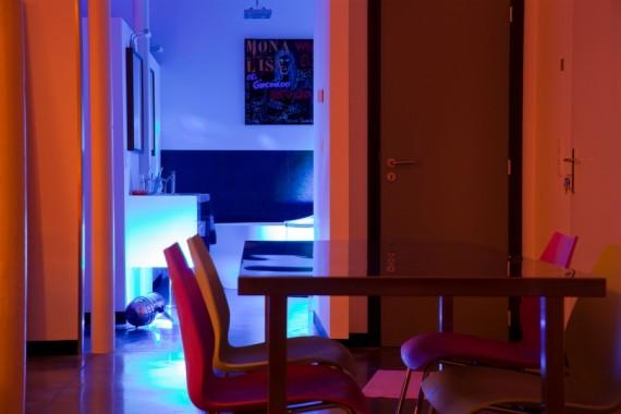 Salle manger du loft en belgique journal du loft for Salle a manger loft