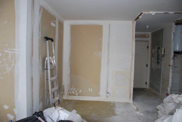 Relooking int gral d un studio de 25m2 chapitre 2 pendant les travaux journal du loft - Amenager un studio de 25m2 ...
