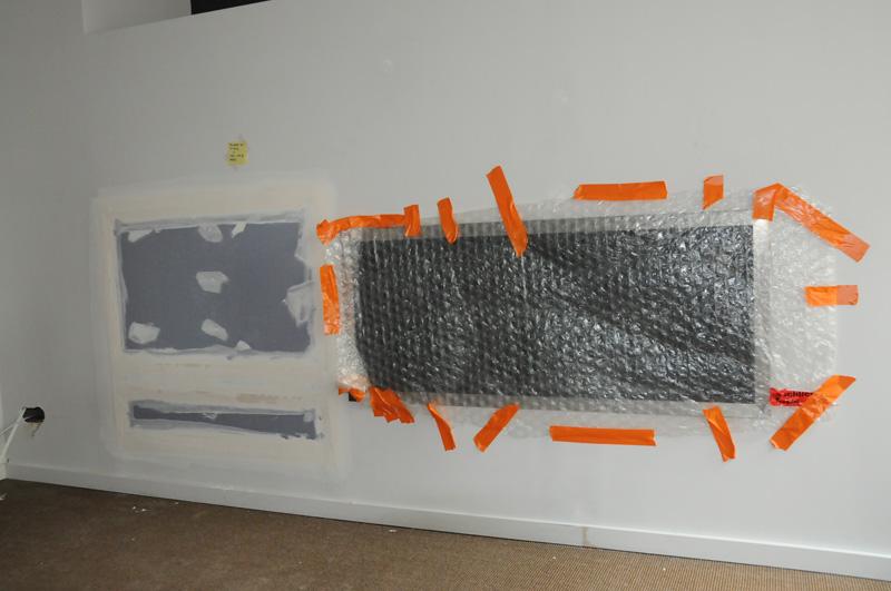 travaux du loft chapitre 9 adieu la tv bonjour la chemin e journal du loft. Black Bedroom Furniture Sets. Home Design Ideas