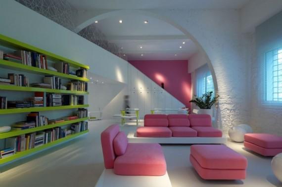 Micheli residence par Simone Micheli