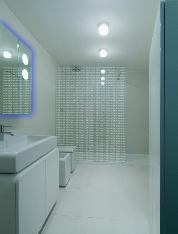 Residence Micheli, salle de bain