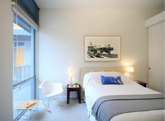 Chambre loft superior at Venice