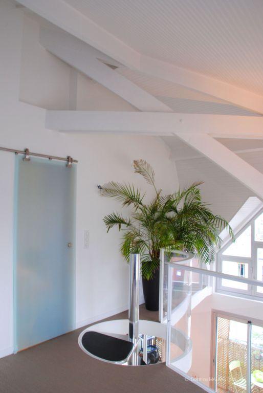 porte coulissante en verre design journal du loft