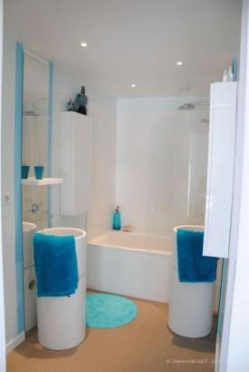 Salle de bain design Stair link