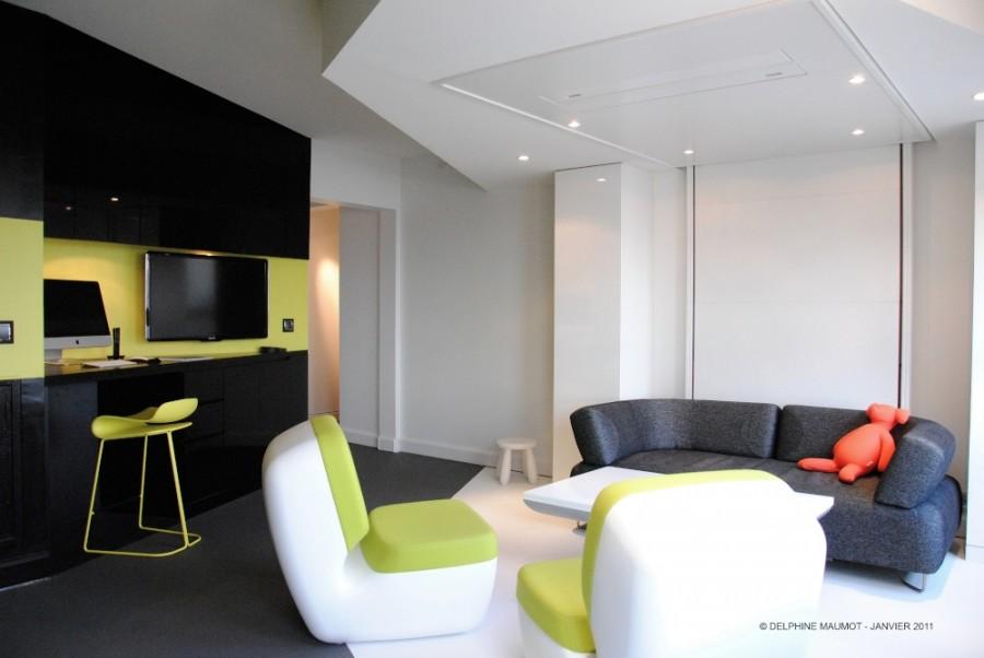 Studio loft à Paris – Studio Icebox