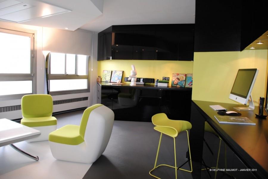 Studio design à Paris – Studio Icebox