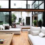 Loft avec verrière et terrasse