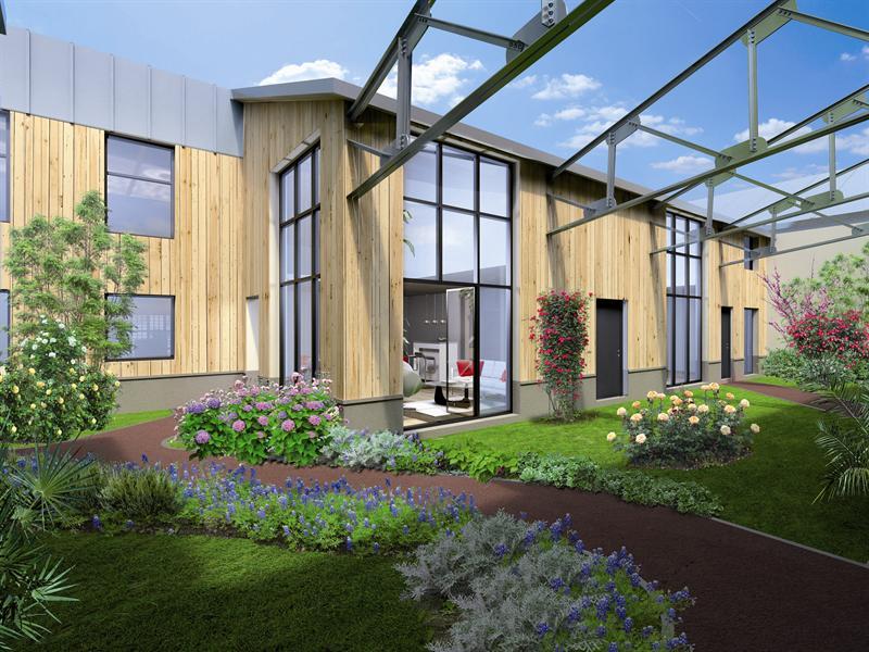 Loft avec jardin à Asnieres sur Seine (92600)