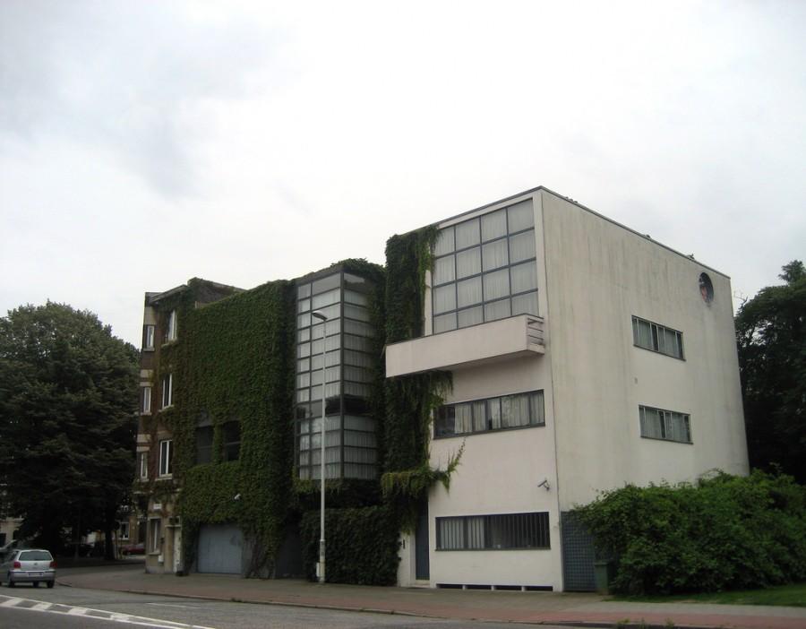 Maison Guiette à Anvers – architecte Le Corbusier