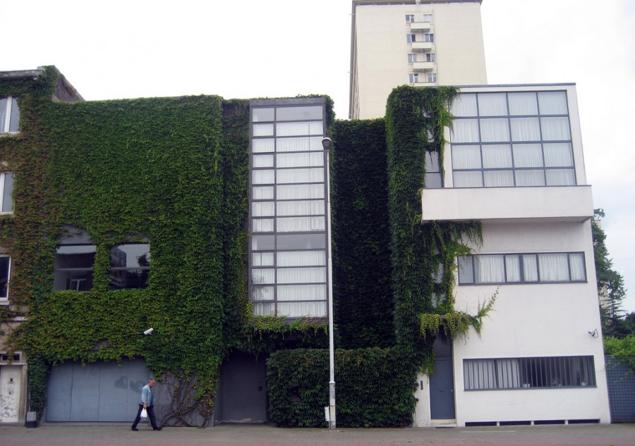 Maison Guiette par Le Corbusier